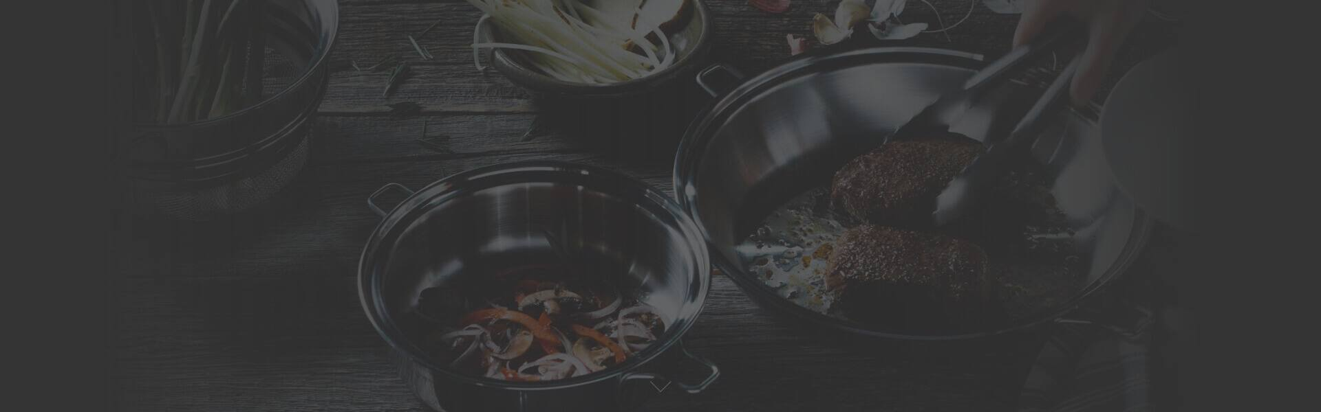 Cooking Tools Header Image